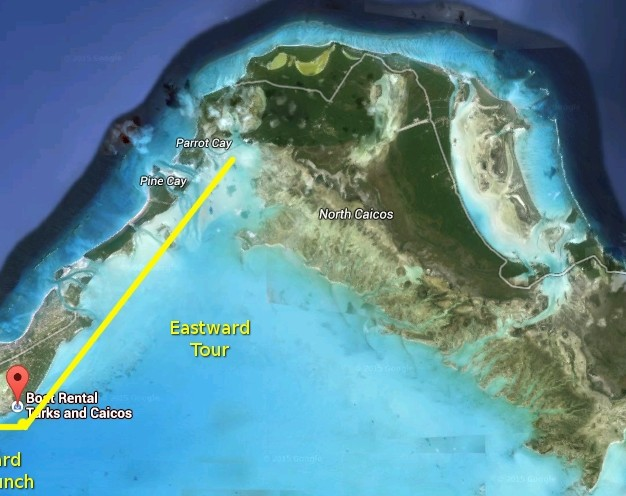 jet ski tour packages in providenciales